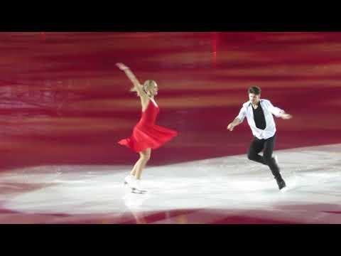 Art on Ice 2019 - Aleksandra Stepanova & Ivan Bukin - James Blunt '1973'