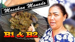 Download Video Makan Daging Anjing dan Babi Tinoransak Masakan Khas Manado Jakarta Indonesia Street Food MP3 3GP MP4