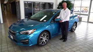 2018 Subaru Impreza Limited   Brilliance Subaru