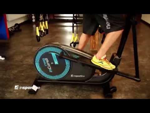 Eliptické trenažéry inSPORTline - kardio trénink