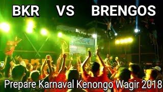 Gambar cover BRENGOS (BWI)- VS -BKR_ Prepare Karnaval Kenongo Wagir Malang 2018 _ Pawai Sound System