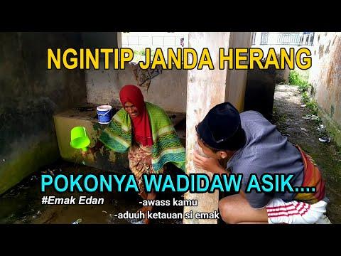 Si4pkan Tisu Ngintip Janda Herang Puny4ku Sampe T3g4ng Film Komedi Sunda Lucu Video Sportnk