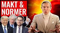 MAKT & NORMER: Hur reagerar Sverige på att maktbalansen ändras?