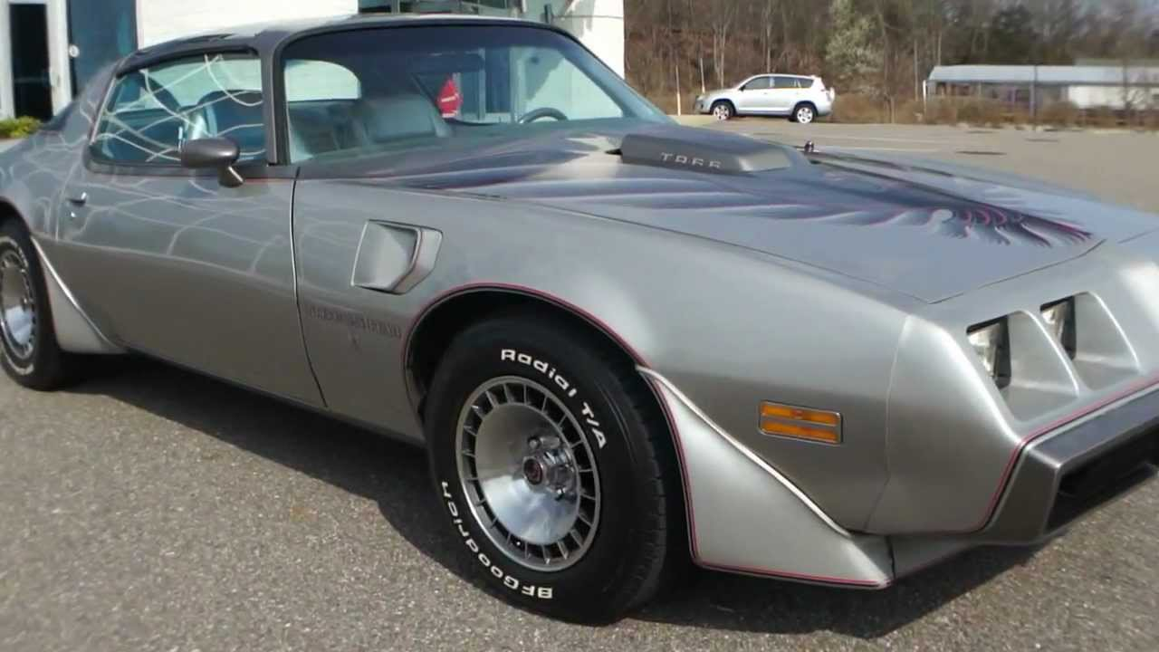 1979 Trans Am Picture 1979 Pontiac Silver 10th Anniversary Trans Am For Sale 20500 Original Miles