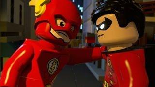 LEGO Batman 3: Beyond Gotham - Walkthrough Part 9 - Big Trouble in Little Gotham thumbnail