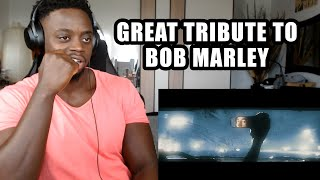 Miyagi - Trenchtown | In Memory of Great Bob Marley (Official Video) REACTION!!!