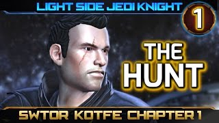 SWTOR Knights of the Fallen Empire ► CHAPTER 1, The Hunt - Light Side Jedi Knight