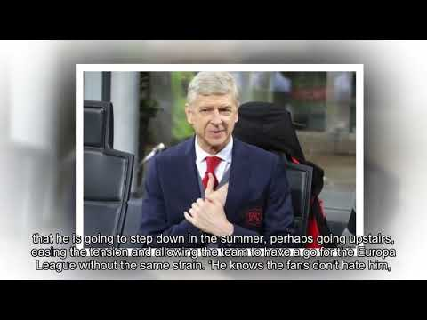 Charlie Nicholas has 'feeling' Arsene Wenger is poised to confirm Arsenal departure