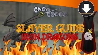 Old School Runescape - Slayer Guide :: Iron Dragons