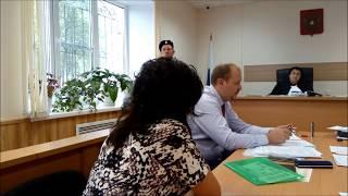 Суд Поповой Е  Ю  с РЖД ч  4 юрист Вадим Видякин