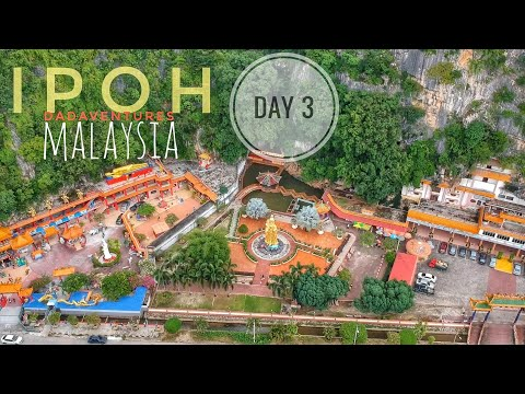 IPOH malaysia:  day 3 ( what to do in Ipoh )