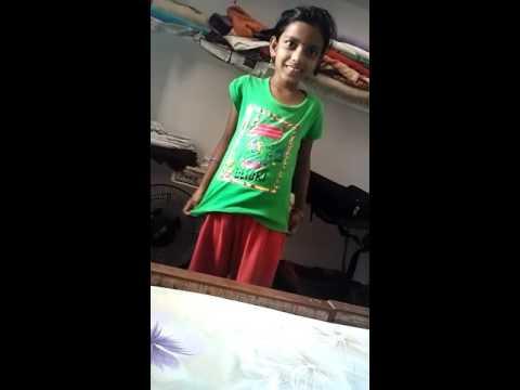 Super dance performed by akki (shantha Bhai  song)