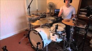 Bring Me The Horizon - The Sadness Will Never End (drum cover)