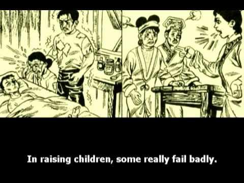 Phật Thuyết Kinh Nhân Quả Ba Đời - Phim Phật Giáo
