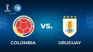 Colombia vs Uruguay en vivo – Eliminatorias Sudamericanas Qatar 2022