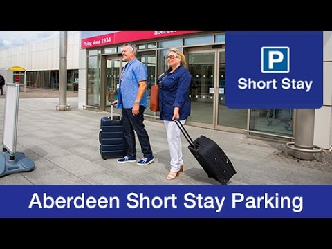 Aberdeen Airport Short Stay Parking | Holiday Extras