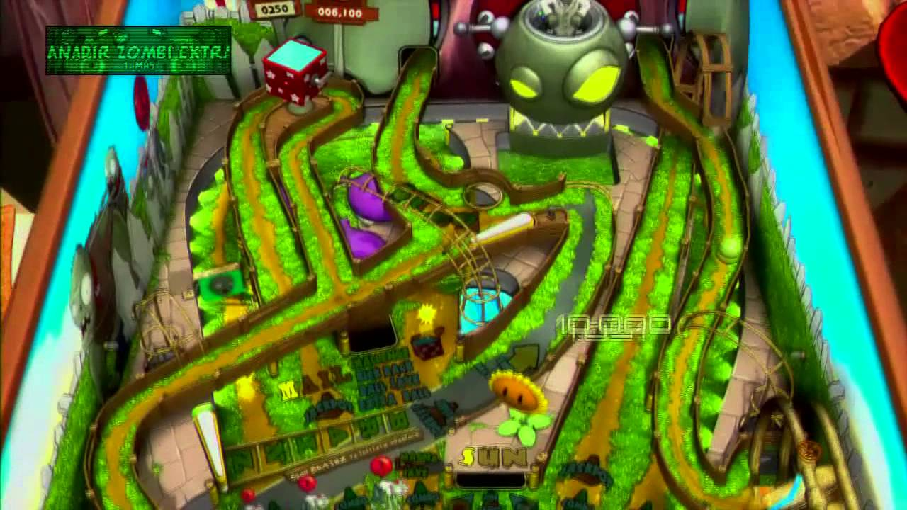 Zen Pinball 2 Plants Vs Zombies Youtube
