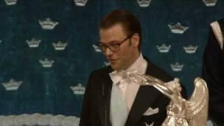 Det kungliga bröllopet: Prins Daniels tal