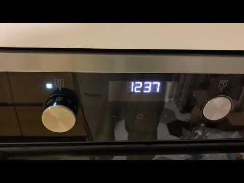 Духовой шкаф электрический ELECTROLUX OKC5H50X