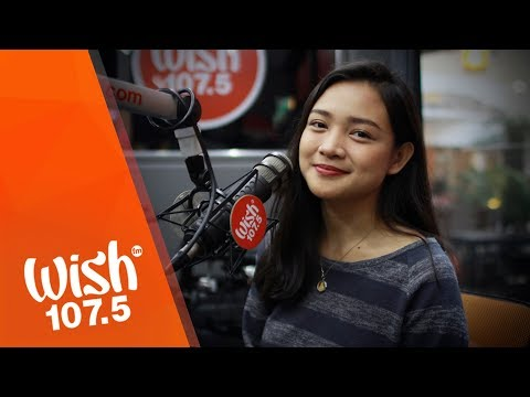 "Vanya Castor Performs ""To Love Again"" LIVE On Wish 107.5 Bus"