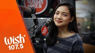 """Vanya Castor performs """"To Love Again"""" LIVE on Wish 107.5 Bus"""