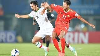 Download Video Myanmar vs IR Iran: AFC U19 Championship 2014 (Group Stage) MP3 3GP MP4
