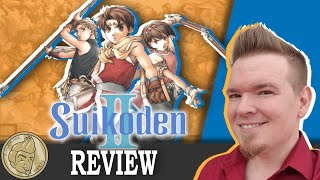 Suikoden II Review! The Game Collection