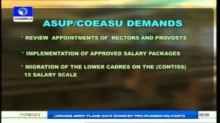 ASUP/COEASU Strike: Industrial Action Enters 11th Month