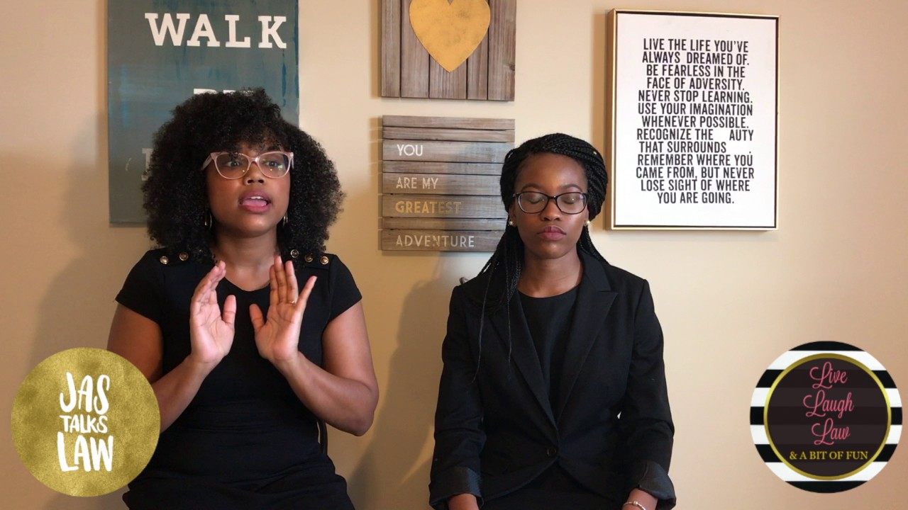 State of the Black Woman - Law Student & Young Attorney (Part 2)