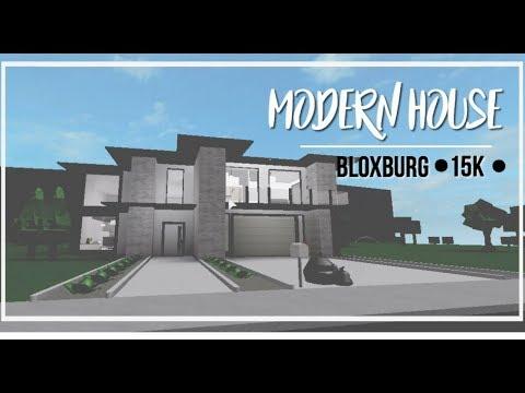 Roblox | Bloxburg | Modern House 35k