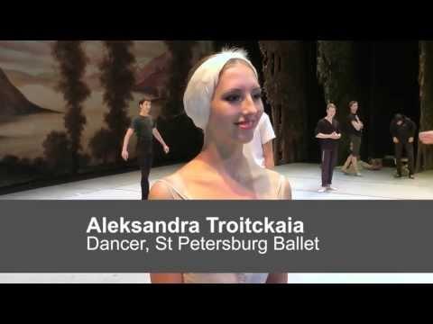 SA dancers meet St Petersburg Ballet