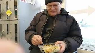 Iskän kaa testis hetki kana taco salaatti  mango orange limppari REUPLOAD