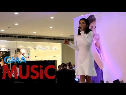 Julie Anne San Jose - Naririnig Mo Ba | LIVE at SM City Cabanatuan