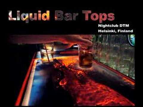 Beau Liquid Bar Top