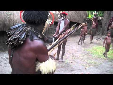 Last Living Cannibals, Papua Indonesia