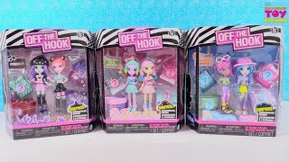 Off The Hook Surprise Mystery Fashion Doll Unboxing Toy Review | PSToyReviews
