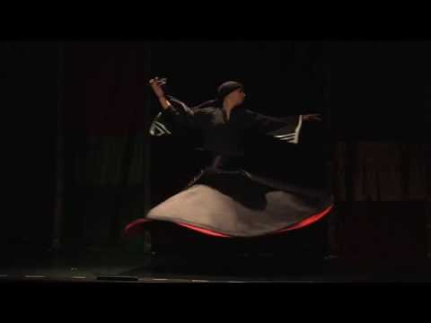 Sal Maktoub at 3rd Coast Tribal 2014, Whirling Dervish Fusion