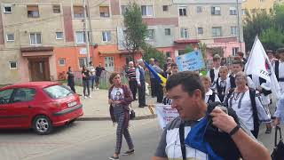 Parada portului popular la Cugir la Festivalul Toamna Cugireana 2018 partea a 2 a