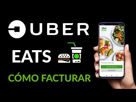 Cómo Facturar en UBER EATS – UBER FACTURAS