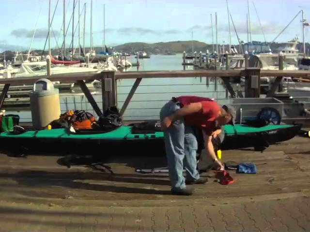 Feathercraft Aironaut Inflatable Kayak | Review | Adventure
