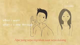 GIRLS LIKE YOU -  Maroon 5 Lyrics Animation Terjemah Indonesia