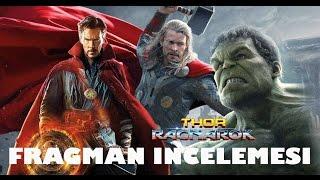 Thor 3: ragnarok tÜrkÇe fragman İncelemesİ (teaser trailer) -bu sefer oldu mu ne ?