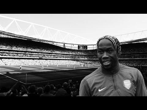 Bacary Sagna - Arsenal (2007-2014) Goodbye Arsenal - Welcome to Man City