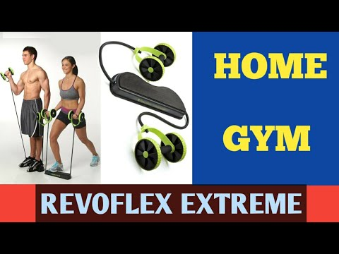 Revoflex Extreme Home Gym Set. #thingsologyabhishek