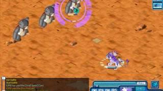 Digimon Battle Online Gabumon lvl up 41