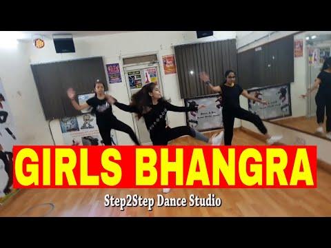 Girls Bhangra | Gabru | Gippy Grewal | Step2Step Dance Studio | Girls Dance Video