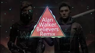 Alan Walker X Conor Maynard - Believers (Remix)