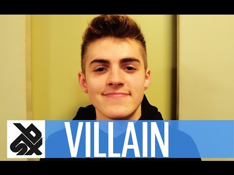 VILLAIN|It's All About Groove