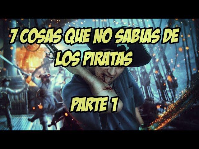 35aabb41626e 7 datos de los piratas que no sabias. Parte 1 - Info en Taringa!