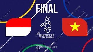 Live Streaming 🔥 TIMNAS INDONESIA vs VIETNAM - FINAL Football Sea Games Filipina 2019